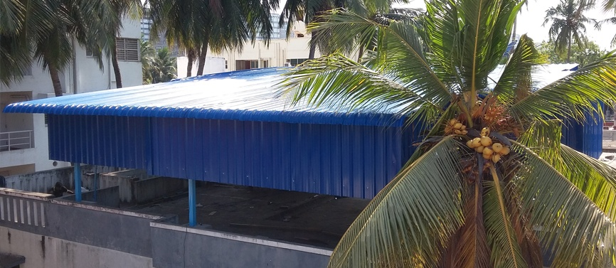 Mallies Roofing in Chennai